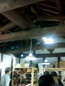 2階の工房